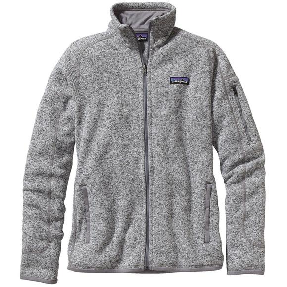 Patagonia Jackets & Blazers - Patagonia Better Sweater Jacket Size XS Birch Wht